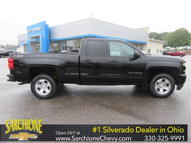 2019 Silverado 1500 Double Cab 4x4,  Pickup #16590 - photo 1