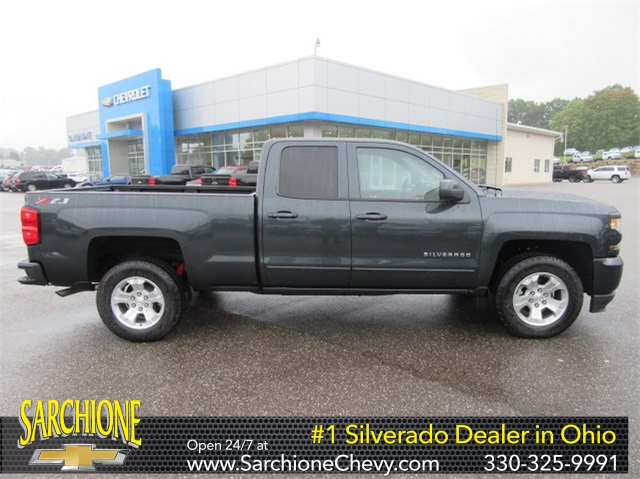 2019 Silverado 1500 Double Cab 4x4,  Pickup #16592 - photo 1