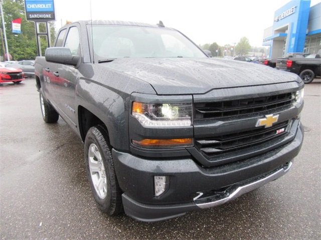 2019 Silverado 1500 Double Cab 4x4,  Pickup #16592 - photo 7