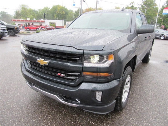 2019 Silverado 1500 Double Cab 4x4,  Pickup #16592 - photo 9