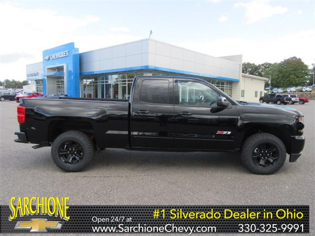 2019 Silverado 1500 Double Cab 4x4,  Pickup #16632 - photo 1