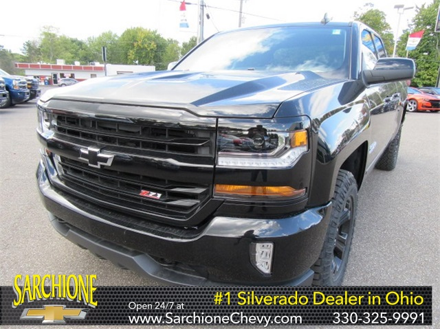 2019 Silverado 1500 Double Cab 4x4,  Pickup #16632 - photo 9