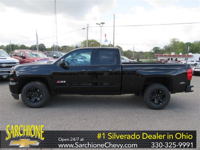 2019 Silverado 1500 Double Cab 4x4,  Pickup #16632 - photo 10