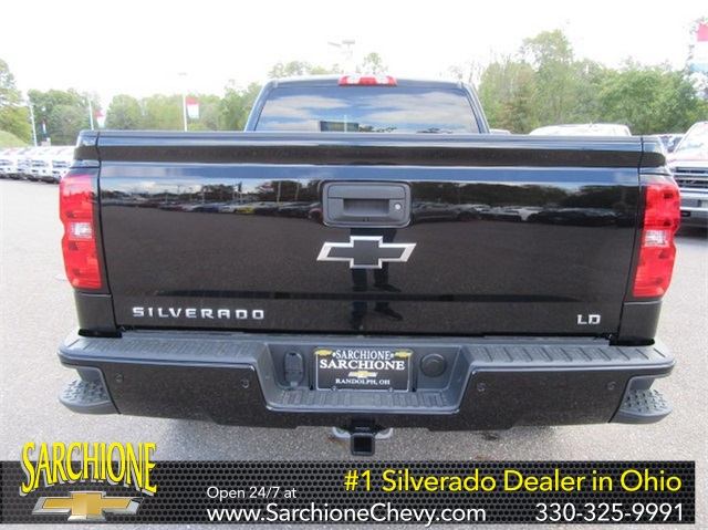 2019 Silverado 1500 Double Cab 4x4,  Pickup #16632 - photo 11