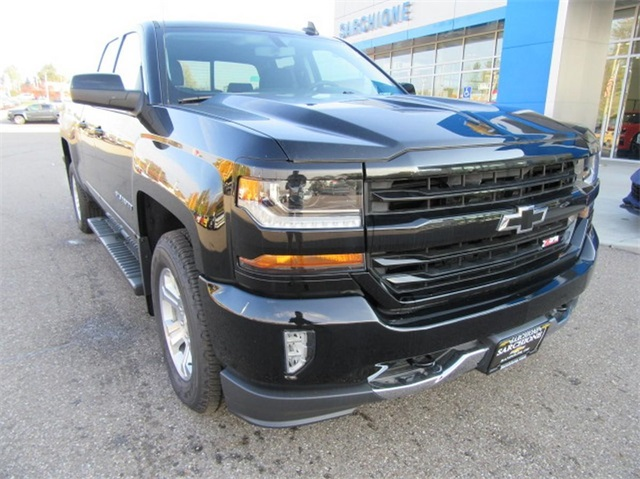 2018 Silverado 1500 Double Cab 4x4,  Pickup #16685 - photo 8