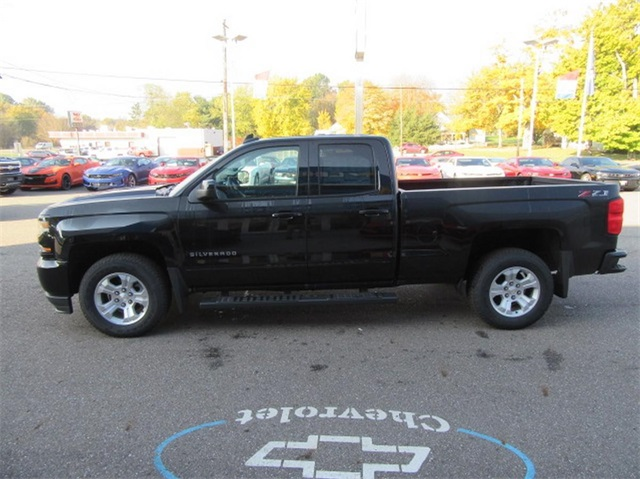 2018 Silverado 1500 Double Cab 4x4,  Pickup #16685 - photo 11
