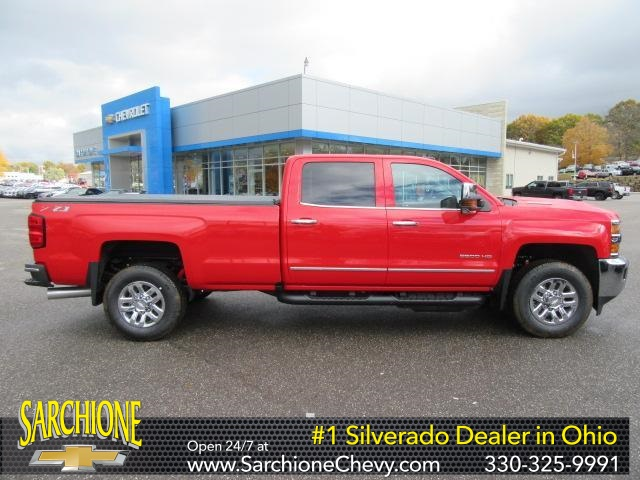 2019 Silverado 3500 Crew Cab 4x4,  Pickup #16791 - photo 1