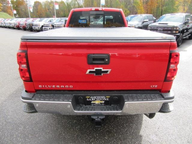 2019 Silverado 3500 Crew Cab 4x4,  Pickup #16791 - photo 18