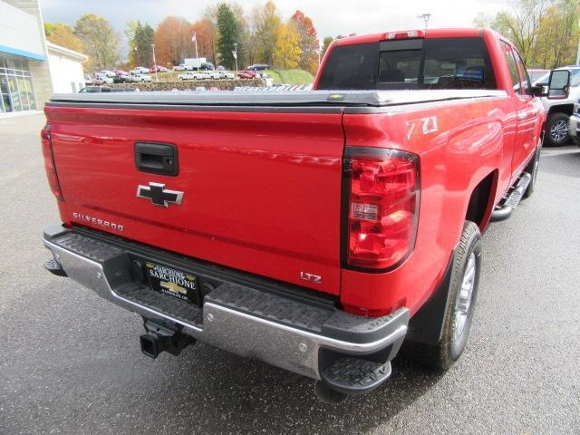 2019 Silverado 3500 Crew Cab 4x4,  Pickup #16791 - photo 2