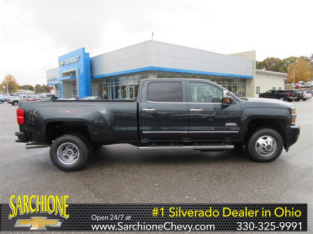 2019 Silverado 3500 Crew Cab 4x4,  Pickup #16792 - photo 1