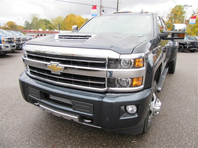 2019 Silverado 3500 Crew Cab 4x4,  Pickup #16792 - photo 13