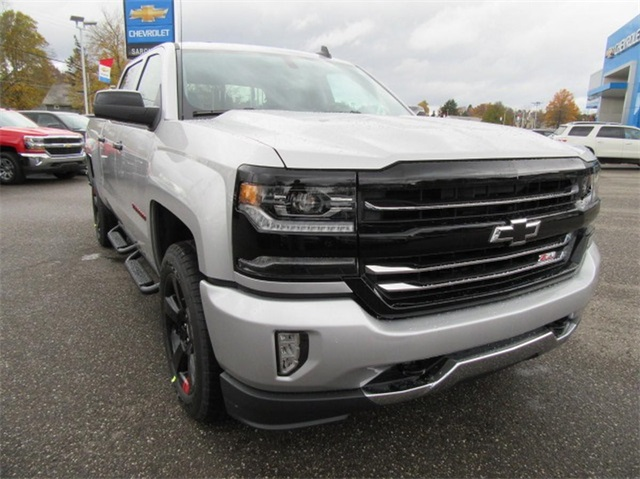 2018 Silverado 1500 Crew Cab 4x4,  Pickup #16795 - photo 9