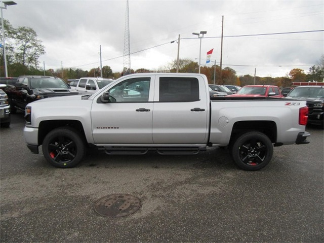 2018 Silverado 1500 Crew Cab 4x4,  Pickup #16795 - photo 12