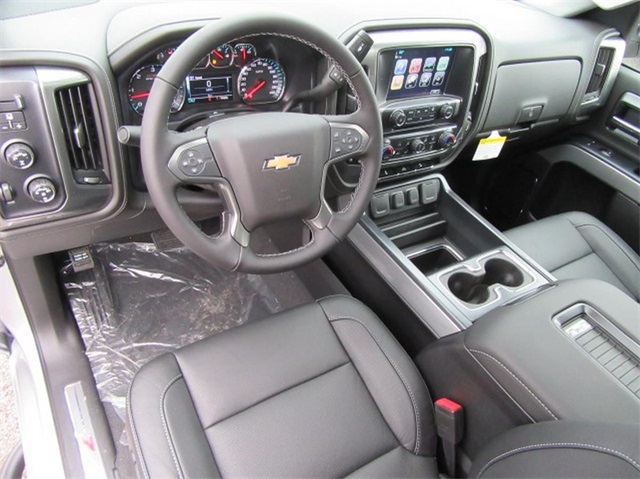 2018 Silverado 1500 Crew Cab 4x4,  Pickup #16795 - photo 20