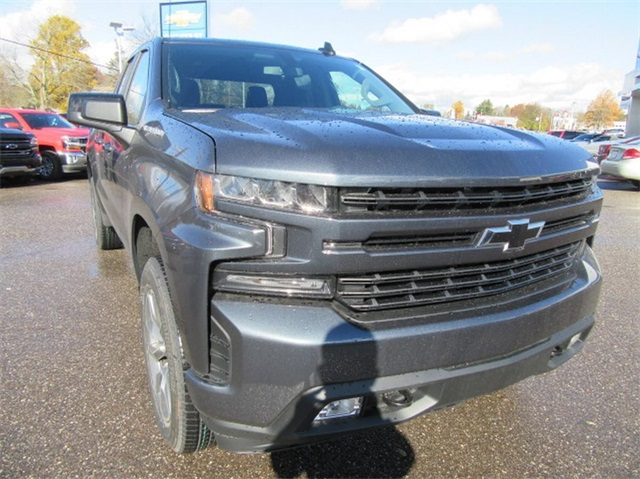2019 Silverado 1500 Double Cab 4x4,  Pickup #16846 - photo 8