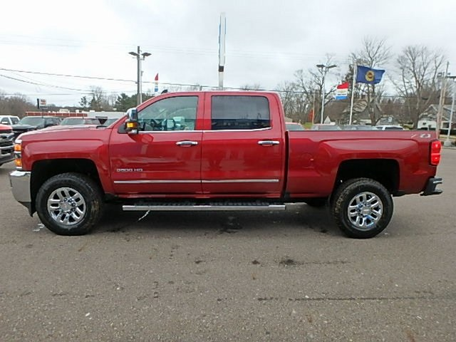 2019 Silverado 3500 Crew Cab 4x4,  Pickup #16965 - photo 13