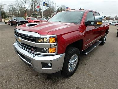 2019 Silverado 3500 Crew Cab 4x4,  Pickup #16965 - photo 12