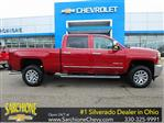 2019 Silverado 3500 Crew Cab 4x4,  Pickup #16965 - photo 1