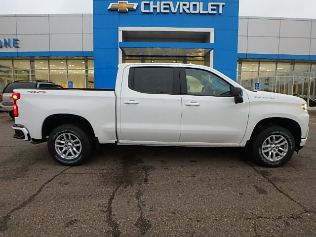 2019 Silverado 1500 Crew Cab 4x4,  Pickup #17003 - photo 1