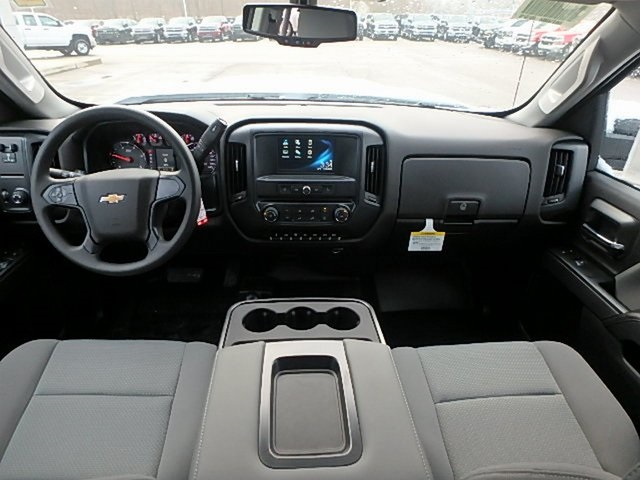 2019 Silverado 2500 Crew Cab 4x4,  Pickup #17004 - photo 5