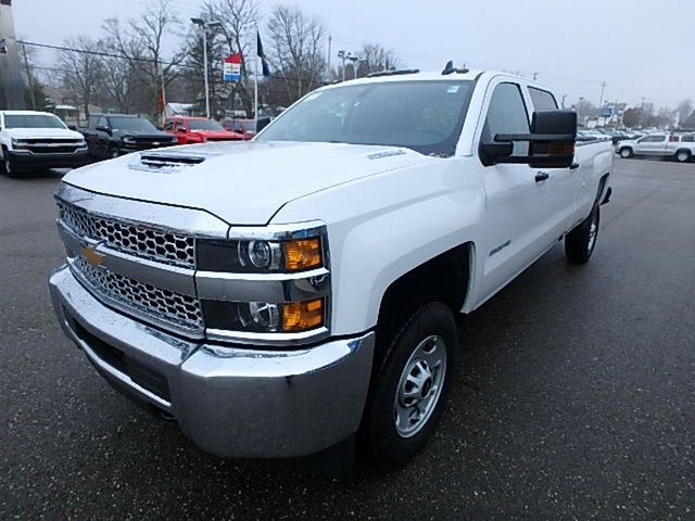2019 Silverado 2500 Crew Cab 4x4,  Pickup #17004 - photo 8