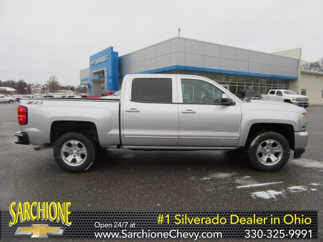 2018 Silverado 1500 Crew Cab 4x4,  Pickup #17036 - photo 1