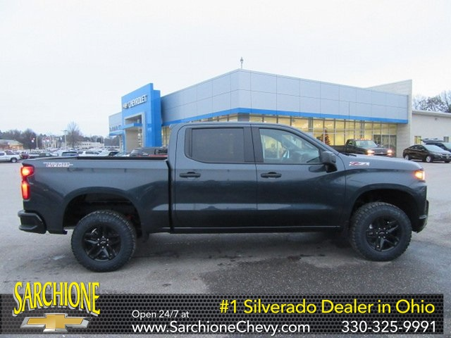 2019 Silverado 1500 Crew Cab 4x4,  Pickup #17060 - photo 1