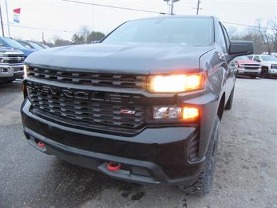 2019 Silverado 1500 Crew Cab 4x4,  Pickup #17060 - photo 8