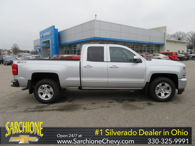 2019 Silverado 1500 Double Cab 4x4,  Pickup #17260 - photo 1