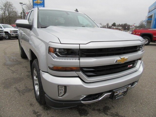 2019 Silverado 1500 Double Cab 4x4,  Pickup #17260 - photo 7