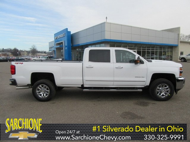 2019 Silverado 2500 Crew Cab 4x4,  Pickup #17319 - photo 1
