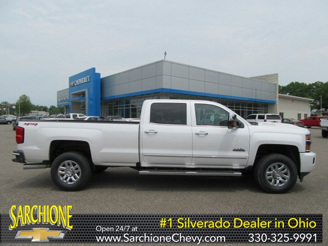 2019 Silverado 3500 Crew Cab 4x4,  Pickup #17339 - photo 1