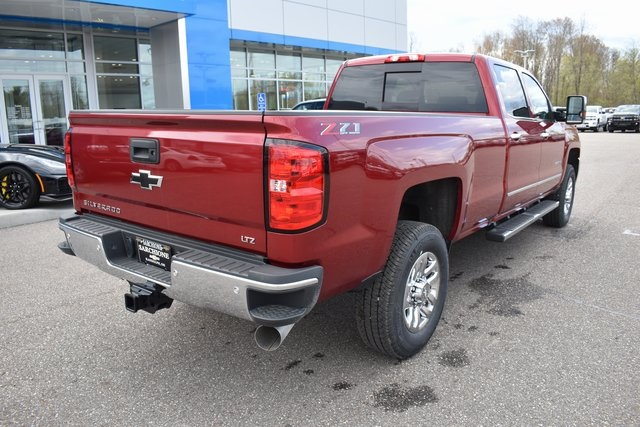 2019 Silverado 2500 Crew Cab 4x4,  Pickup #17366 - photo 2