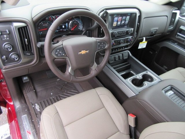 2019 Silverado 2500 Crew Cab 4x4,  Pickup #17366 - photo 21