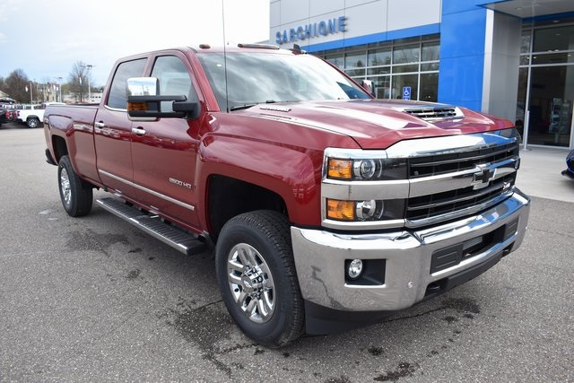 2019 Silverado 2500 Crew Cab 4x4,  Pickup #17366 - photo 10
