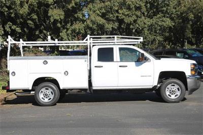 2019 Silverado 2500 Double Cab 4x2,  Royal Service Body #C40032 - photo 5