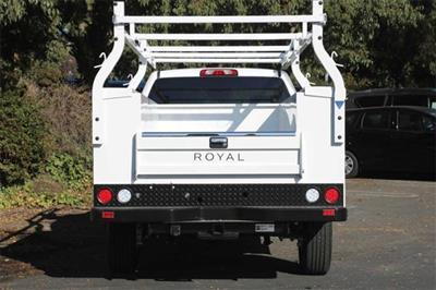 2019 Silverado 2500 Double Cab 4x2,  Royal Service Body #C40032 - photo 7