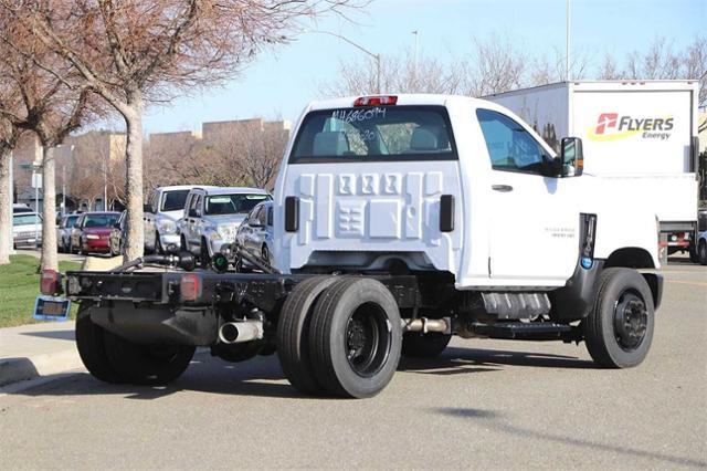 2021 Chevrolet Silverado 4500 Regular Cab DRW 4x2, Knapheide Contractor Body #C41950 - photo 1