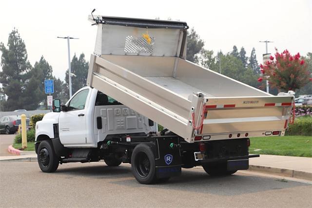 2021 Silverado 4500 Regular Cab DRW 4x2,  Dump Body #C42077 - photo 12