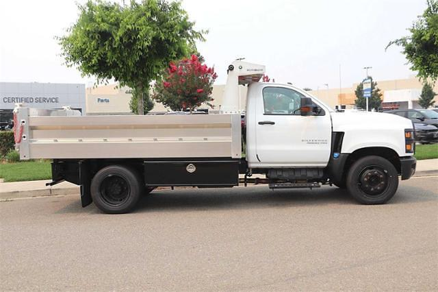 2021 Silverado 4500 Regular Cab DRW 4x2,  Dump Body #C42077 - photo 5