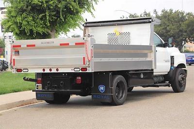 2021 Silverado 4500 Regular Cab DRW 4x2,  Dump Body #C42077 - photo 2