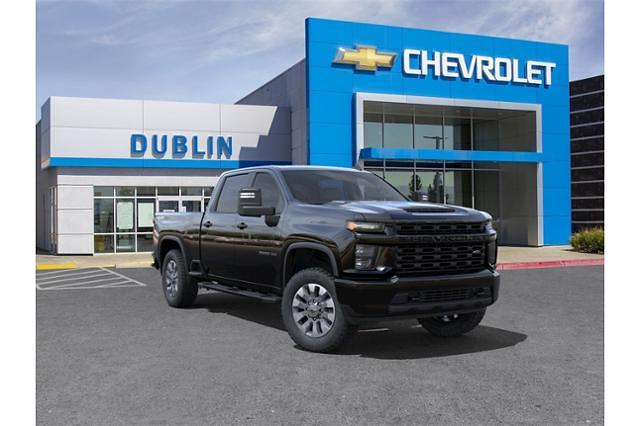 2021 Chevrolet Silverado 2500 Crew Cab 4x4, Pickup #C42658 - photo 1
