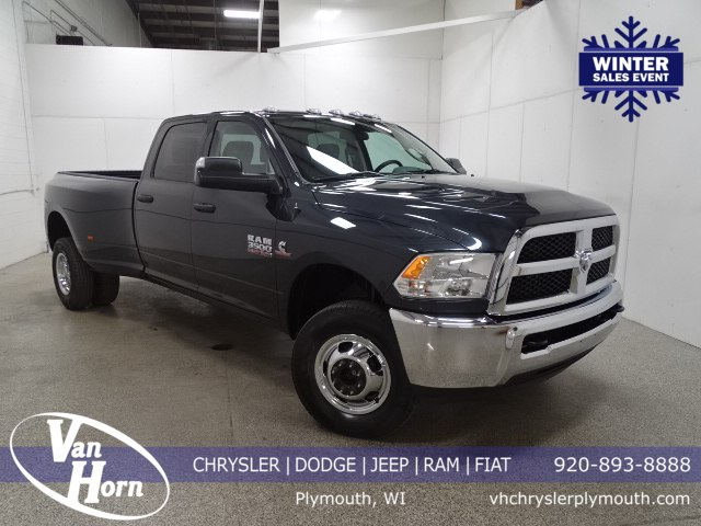 2017 Ram 3500 Crew Cab DRW 4x4, Pickup #B204175N - photo 1