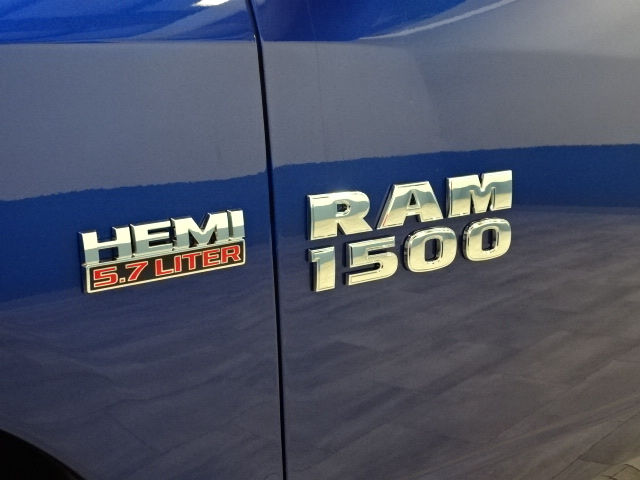 2017 Ram 1500 Quad Cab 4x4 Pickup #B205972N - photo 11