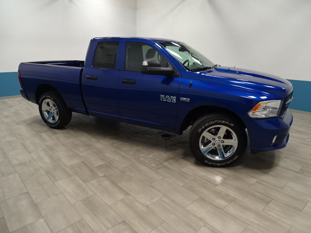 2017 Ram 1500 Quad Cab 4x4 Pickup #B205972N - photo 5