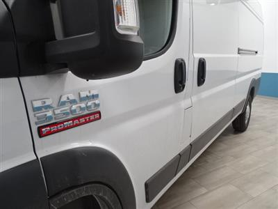 2018 ProMaster 3500 High Roof 4x2,  Empty Cargo Van #B206275N - photo 9