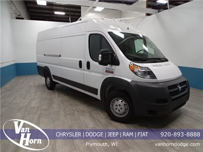 2018 ProMaster 3500 High Roof 4x2,  Empty Cargo Van #B206299N - photo 1