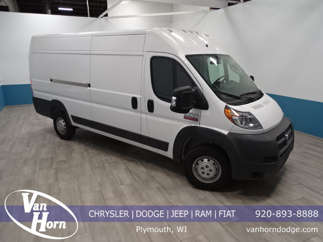 2018 ProMaster 3500 High Roof 4x2,  Empty Cargo Van #B206305N - photo 1