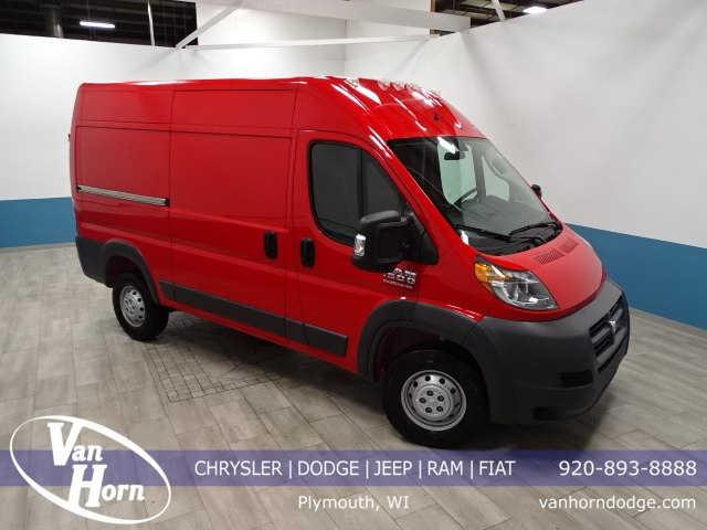 2018 ProMaster 1500 High Roof FWD,  Empty Cargo Van #B206309N - photo 1