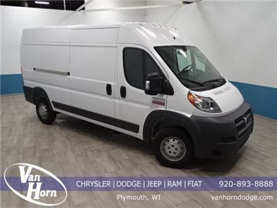 2018 ProMaster 2500 High Roof FWD,  Empty Cargo Van #B206333N - photo 1